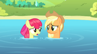 Apple Bloom -I sure would hate- S4E20