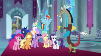 """Discord """"anyway, as I was saying"""" S9E2"""