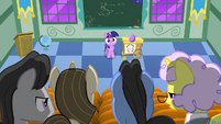 Examiners Examining Filly Twilight S1E23