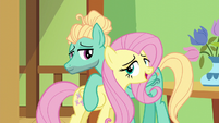 """Fluttershy """"that's what big sisters are for"""" S6E11"""