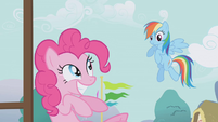 Hilarity with Pinkie S1E5