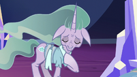 Mistmane -protect the realm in our absence- S7E26