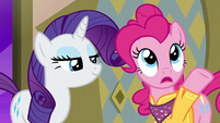 """Pinkie """"how could you ruin the restaurant?!"""" S6E12"""