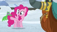 """Pinkie Pie """"Twilight and the others will"""" S7E11"""