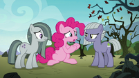 """Pinkie Pie """"what am I missing?"""" S8E3"""
