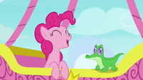 """Pinkie Pie """"would officially calm me down"""" S7E11"""