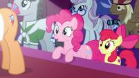 Pinkie Pie -Applejack is the deciding vote!- S7E9