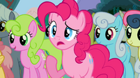 Pinkie Pie is confused S2E15
