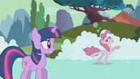 Pinkie Pie soapskating S2E02