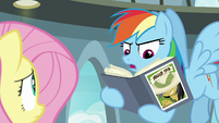 "Rainbow ""isn't just a fictional character"" S9E21"