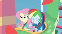 Rainbow Dash face-palming EGROF