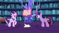 """Starlight """"judge a book by its cover just this once"""" S7E14"""