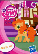 Toys 'R Us Peachy Pie collector card