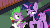 "Twilight ""we have a presentation to make"" S8E1"