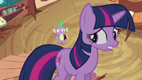 Twilight are now changed S3E13