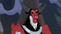 "Lord Tirek ""didn't make it to the top?"" S9E8"