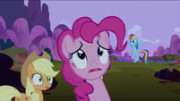 """Pinkie Pie """"Never gonna see"""" S2E03"""