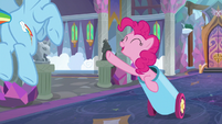 "Pinkie Pie ""the students are gonna love"" S8E1"
