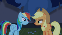 Rainbow Dash doesn't believe in ghosts S4E03