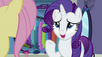"""Rarity """"and that's just given me"""" S8E4"""