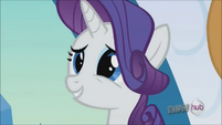 Rarity 'I was going to say' S3E2