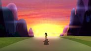 S04E12 Cheese Sandwich idzie w kierunku zachodu Słońca