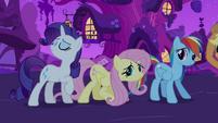 """Twilight's friends """"charity, compassion"""" S03E13"""