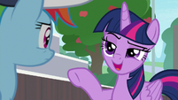 """Twilight """"care about the ponies who like it"""" S9E15"""