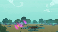 Twilight Sparkle and Spike reappear S8E11