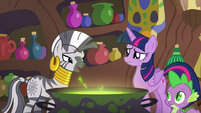 """Zecora """"in what way can you tell"""" S5E22"""