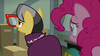 """A. K. Yearling """"ponies are finally fed up"""" S7E18"""