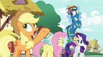 """Applejack """"been playin' for moons now"""" S8E18"""