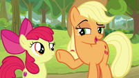 """Applejack """"settin' traps is one thing"""" S9E10"""