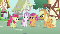 Applejack and the CMC S2E06