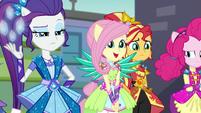 Crystal Guardian Fluttershy asks for the jewels back EGDS11