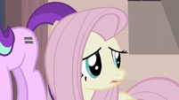 Fluttershy worried S5E02