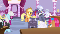 Hoity Toity -I'd hate to have come all this way- S7E9