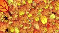 Leaves falling transition S05E05