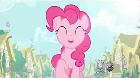"MLP FiM Pinkie Pie - ""Smile Smile Smile"" Song S2 Ep18 (1080p) HD (w lyrics in description)"