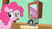 Pinkie Pie looking around S2E13