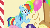 """Rainbow """"Aerial recon turned up nothing either"""" S5E11"""