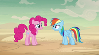 """Rainbow """"I have to make sure she believes that"""" S7E18"""