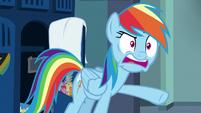 """Rainbow Dash """"how do you even compare"""" S7E7"""