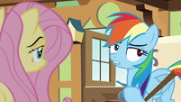 """Rainbow Dash """"you couldn't let Zephyr"""" S6E11"""
