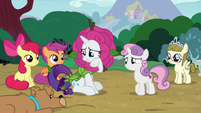 Rarity -it's hard for me to let that go- S7E6
