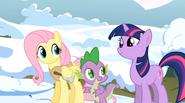 S01E11 Twilight oferuje pomoc Fluttershy