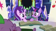 S05E26 Wspólna nauka Starlight i Twilight