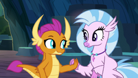 Smolder joins hands with Silverstream S9E3