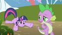 """Spike """"Well, well, well...!"""" S1E01"""