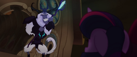 """Storm King """"isn't that just so sweet?"""" MLPTM"""